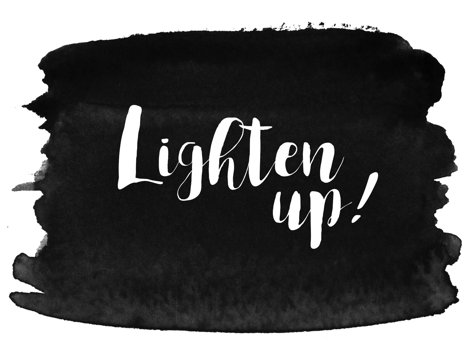 foto Lighten Up